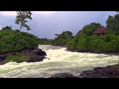 Uganda, Pearl of Africa! Enjoy the wild white water ride. Part 8/17.