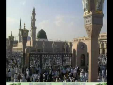 Ae Sabz Gumbad Wale Manzoor Dua Karna By Owais Raza Qadri video