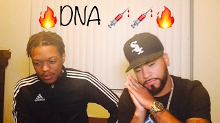 Kendrick Lamar - DNA | REACTION ((FVO))
