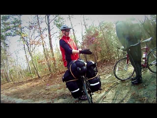 What is BikePacking? From BikePacking.US