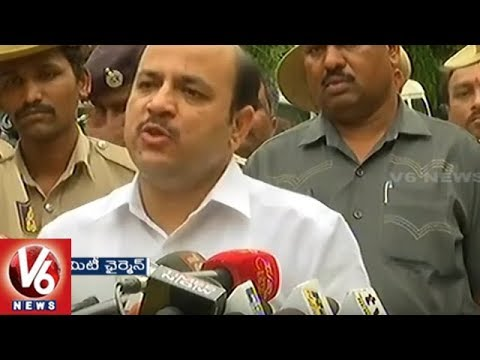 Karnataka Assembly Session To Begin Today | CM Kumaraswamy To Sign On Loan Waiver | V6 News