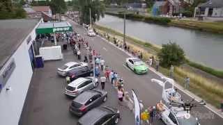 RC Aero Tech - Tour de France - Garage Auto-luttre - Caravane Publicitaire