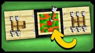 ✔ Minecraft: How to make a Dartboard