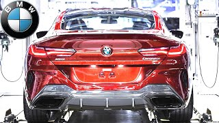 2019 BMW 8 Series Production