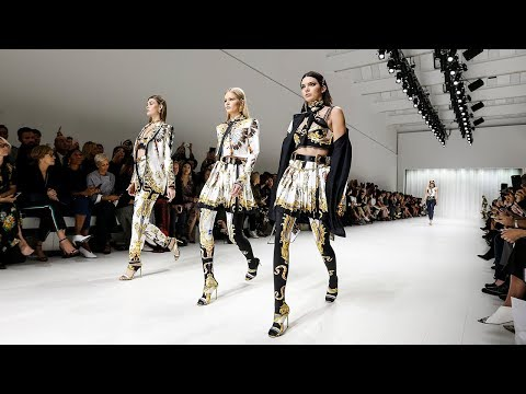 Versace | Spring Summer 2018 Full Fashion Show | Exclusive