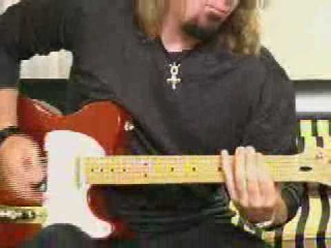 Iron Maiden guitar lesson