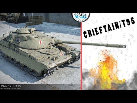 Как получить Chieftain/T95 и не потеть | Blitz Биатлон | Изи Ивент