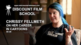 Discount Film School: Chrissy Fellmeth on a Career in Cartoons