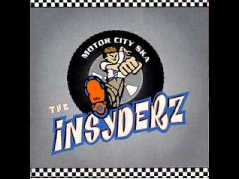 Insyderz - Motor City Ska