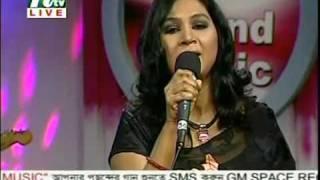 Shomoy Jeno Katena - Samina Chowdhury (Live)