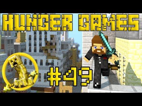 Minecraft Hunger Games #49 - Железная мотыга