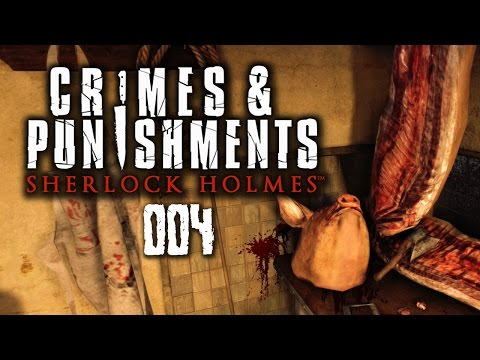 SHERLOCK HOLMES: CRIMES AND PUNISHMENTS #004 - Der Metzger [HD+]