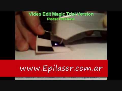 Epila Depiladora Laser Portatil