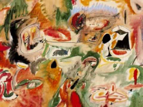 Morton Feldman, Why Patterns?, 1/3, Arshile Gorky
