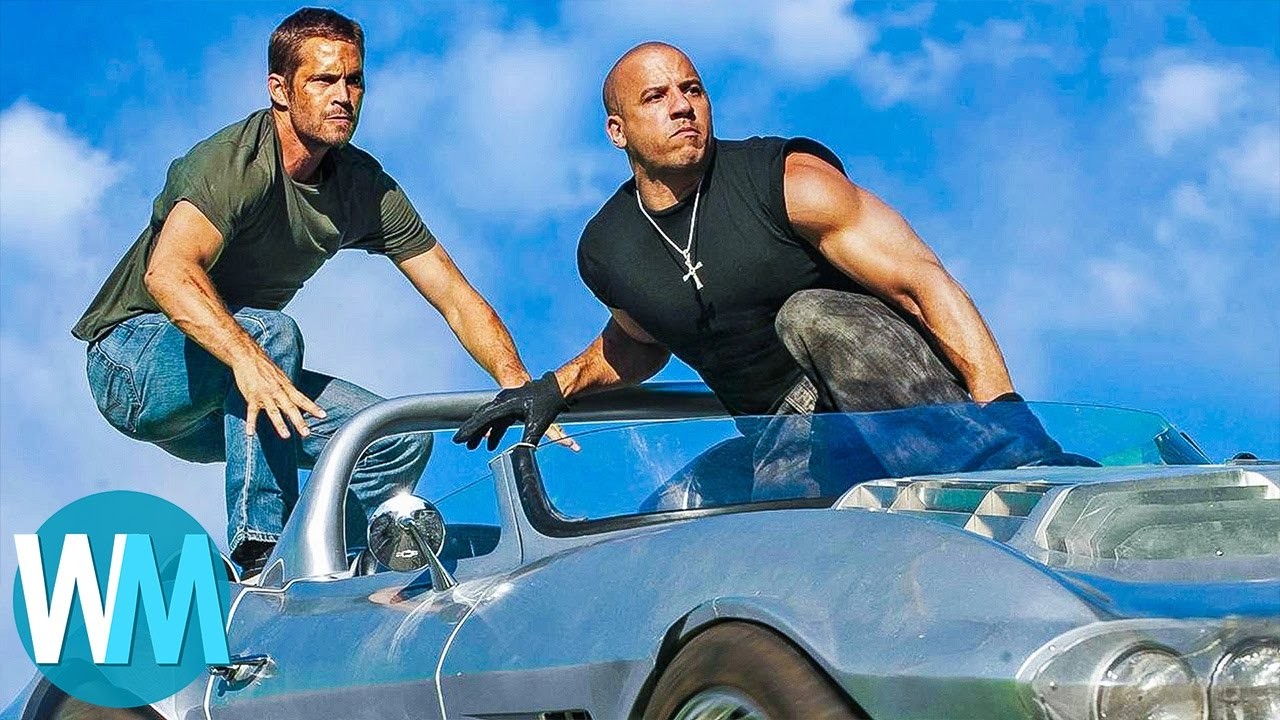 WatchMojo's Top 10 Best Fast and Furious Characters (video)