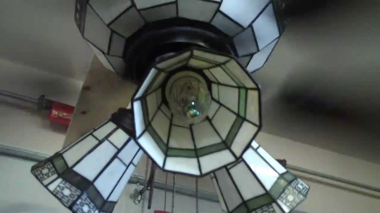 52 Quot Hampton Bay Sonoma Ceiling Fan Youtube