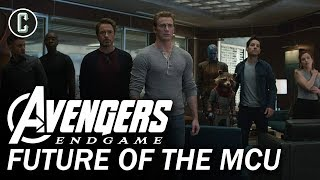 Future of the MCU After Avengers Endgame? (SPOILERS)