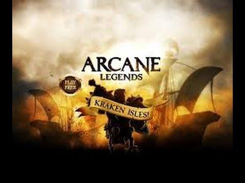 Arcane Legends-PvP Master-Episode 1