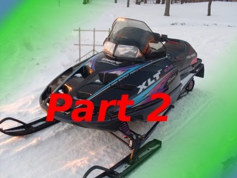 Polaris 98' XLT 600 Tune-Up (Part 2 of 2)