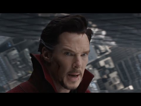 Doctor Strange | Official Trailer #2 (2016) Marvel Benedikt Cumberbatch