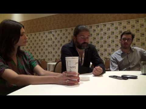 Comic-Con 2013: Interview With Karolina Wydra, Sebastian Cordero And Ben Browning For Europa Report