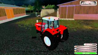 Massey, Ferguson, 8480, New, Sound, Farming, Simulator, 2011, Jordankeeps, John, Deere, Claas, Holland