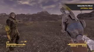 Fallout: New Vegas Infinite Ammo Glitch