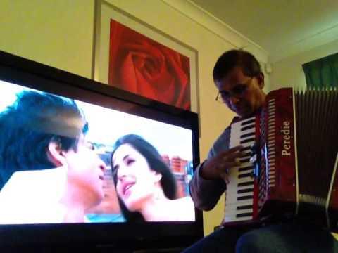 Jab Tak Hai Jaan 2012 - Song Saans - Accordion Music (sung By Shreya Ghoshal And Mohit Khan)