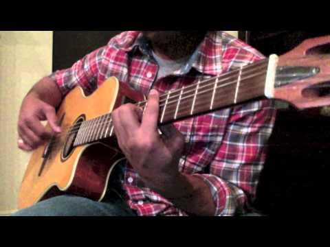 Teesri Manzil - Aaja Aaja Main Hun Pyar Tera - Guitar Fingerstyle...