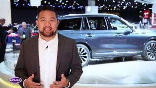 2020 Lincoln Aviator: Interior Impressions  — Cars.com