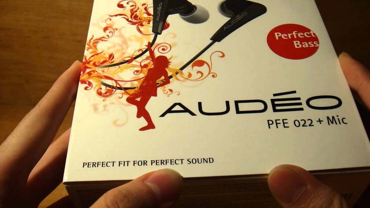 Audeo Pfe 022 Audeo Pfe 022 With Mic