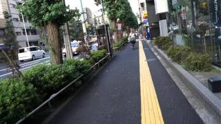 2014 Japan Trip - Suginami Animation Museum & Area Walkthrough