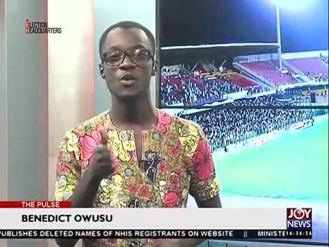 Ghana Premier League - Joy Sports (15-7-16)