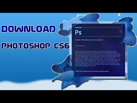 Adobe photoshop cs6 free download - Getintopc