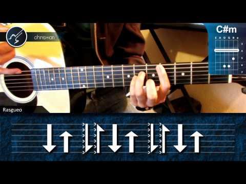 Como tocar Devuelveme a mi Chica (Sufre Mamon) en Guitarra (HD) Tutorial Acordes