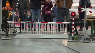 DUTCH MODEL CROSSING FOR KIDS TRAINS (4/8)
