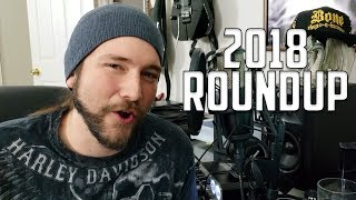 2018 Year Roundup | Mike The Music Snob