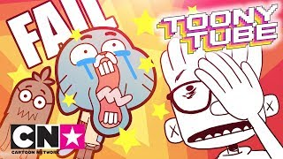 Toony Tube | Fail no gabinete do diretor | Cartoon Network