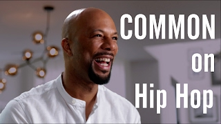 Common On Hip Hop