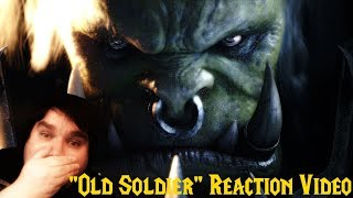 Old Soldier Reaction Video