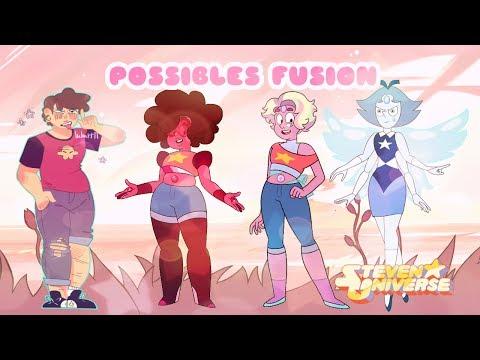 Steven Universe-Possibles Fusion #10 (Fan Fusion)