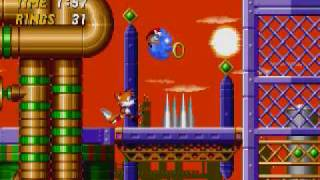 Sonic the Hedgehog 2 - Oil Ocean Zone Act 2