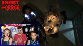 Bogeyman Animated Short Horror Film REACTION!!! [FNSH - 66]