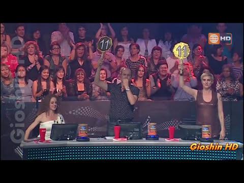 MARICIELO EFFIO BALLROOM EL GRAN SHOW 2011 HD - REYES DEL SHOW GALA FINAL 17-12-2011