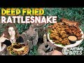 WE ATE DEEP-FRIED RATTLESNAKE! | News Bites