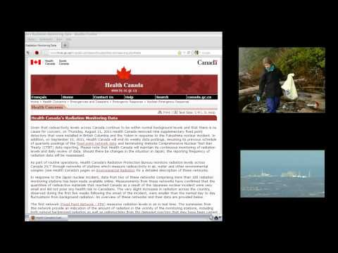 Harper Government Japan Radiation Information Blackout