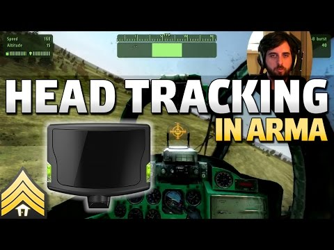 TrackIR5 & ArmA2 Premiere (TrackIR 5, DayZ, Arma3, etc!)