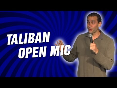 Taliban Open Mic (Stand Up Comedy)