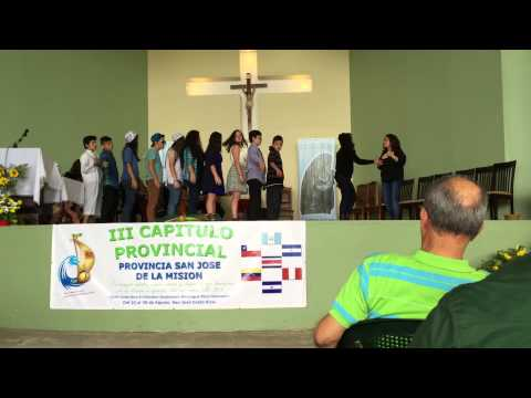 Presentación JUVI del colegio vilaseca
