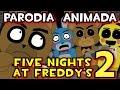 """Parodia animada - CAPÍTULO 2!!! LA VERDADERA HISTORIA DE """"FIVE NIGHTS AT FREDDY´S"""" (DOBLAJE ESPAÑOL)"""